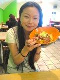 お昼ごはんは韓国料理?